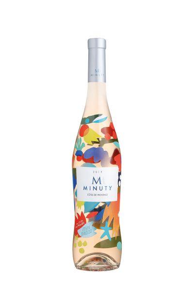 Château Minuty Cuvée M Rosé Limited Edition Côtes de Provence AOP 2019