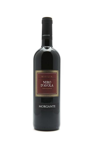 Morgante Nero d´Avola DOC 2017
