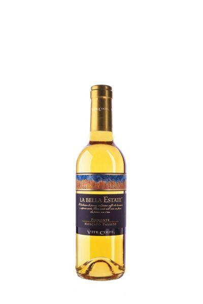 Vite Colte La Bella Estate Moscato Passito DOC 2016 Halbe Flasche (0,375 L)