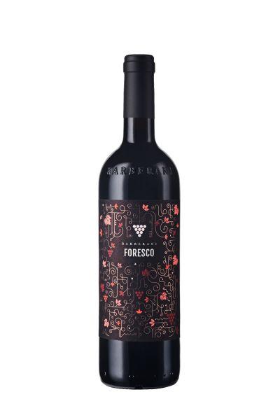 Barberani Foresco Rosso Umbria IGT 2017 BIO