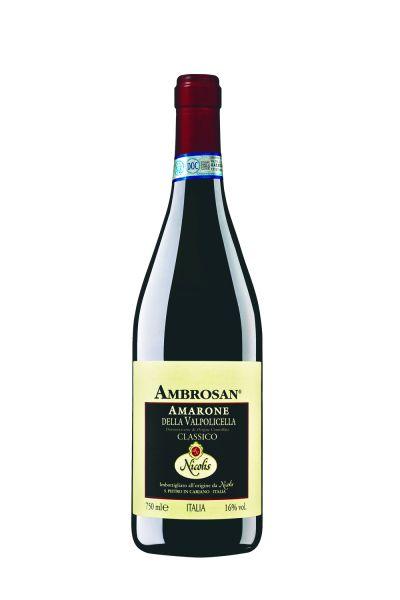 Nicolis Ambrosan Amarone della Valpolicella Classico DOCG 2011