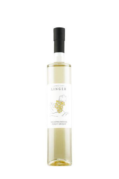 Weingut Linger Weissweinessig Pinot Grigio 0,5 Liter