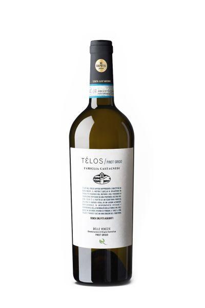 Tenuta Sant Antonio Télos Pinot Grigio Veneto IGT 2019
