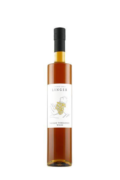 Weingut Linger Balsam Tyrolensis Weiss 0,5 Liter