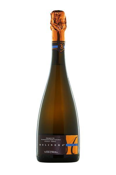 Vite Colte Molinera Spumante Piemont Pinot Nero Extra brut DOC