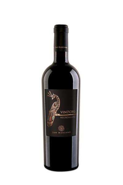 Cantine San Marzano Vindoro Negroamaro Salento IGP 2019