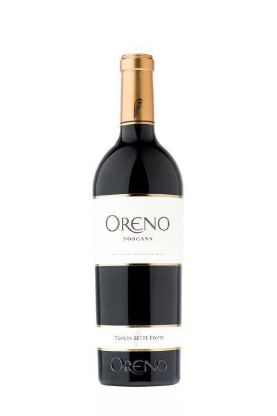 Tenuta Sette Ponti Oreno Toscana rosso IGT 2018