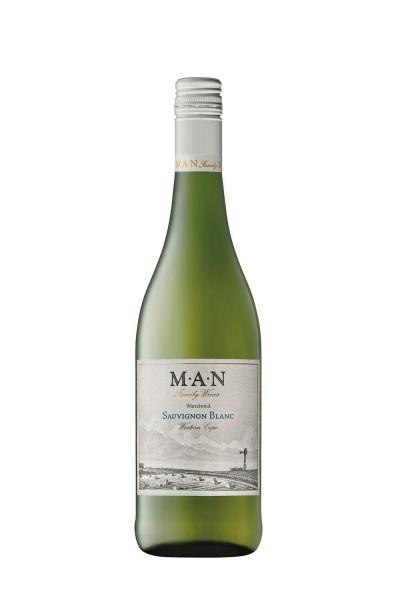 MAN Family Wines Warrelwind Sauvignon Blanc Stellenbosch 2019