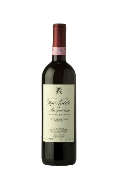 Tenuta di Gracciano della Seta Vino Nobile di Montepulciano DOCG 2017