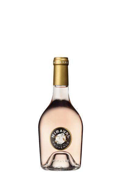 Miraval Côtes de Provence rosé AOP 2020 Halbe Flasche