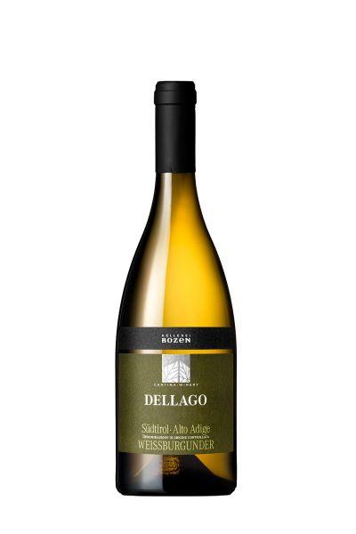 Kellerei Bozen Weißburgunder Pinot Bianco Dellago DOC 2020