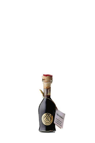 Medici Ermete Aceto Balsamico Tradizionale di Reggio Emilia DOP Oro Gold Label mit Geschenkverpackung
